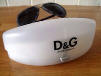 DOLCE & GABBANA MEN SUNGLASSES with case