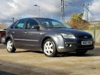 Ford Focus 1.8 TDCi Sport Hatchback 5dr Diesel Manual((Full service History+W.Mileage))