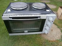 Lowry Mini Oven With Hob