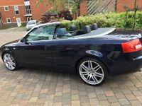 Audi A4 Brilliant Summer Car !