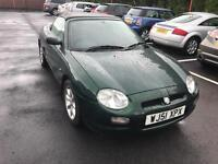 ***MG TF CONVERTIBLE 2001/51 ONLY 56,000MILES*** 12 MONTHS MOT