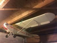 David Boddington DB Cub, RC Plane, Model Plane, Radio Controlled Plane, OS Engine, Radio Control