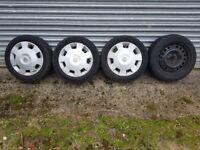 Vauxhall meriva wheels