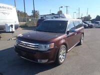 2009 Ford Flex Limited AWD 3rd row seating