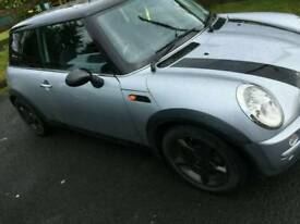 2003 Mini one 1.6 petrol