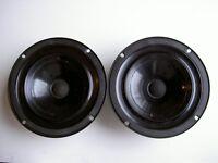 Two Audax speakers HD17B25J