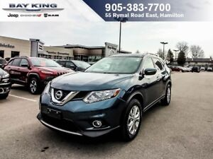 2014 Nissan Rogue SV, AWD, SUNROOF, BACKUP CAM, BLUETOOTH