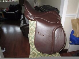 18 inch saddle never been used