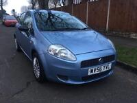 Fiat Grande Punto 1.2 Active 5 Door Hatchback FSH
