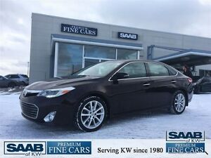 2013 Toyota Avalon XLE ONE OWNER ACCIDENT FREE NAV Back-up camer