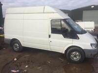 Ford transit 350 high roof spares or repairs
