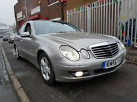 Mercedes-Benz E Class 2.1 E220 CDI Avantgarde 4dr Lady owned 2006**REDUCED**BARGAIN**SOLID ENGINE**
