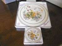 Floral Table Mats and Coasters