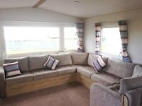 new caravan in Northumberland for sale