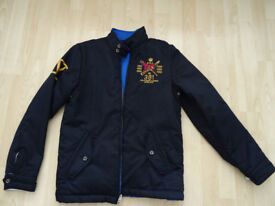 Mens Polo Ralph Lauren double-sided jacket size L (14-16) suit for size M