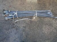 drain rods and accessories