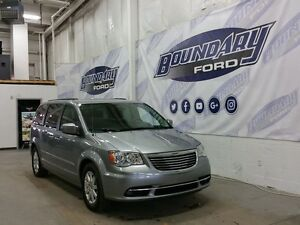 2014 Chrysler Town  Country Limited W/ Stow N' Go, Power Doors