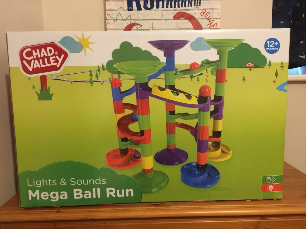3ab788371 Chad valley lights and sounds mega ball run | in Witney, Oxfordshire ...