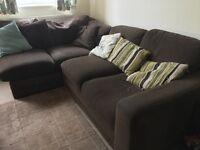Bargain corner sofa in need of new home!