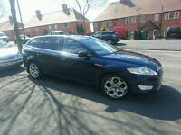 Ford mondeo titanium estate turbo