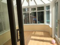 Conservatory. Everything included, professionally dismantled. REDUCED!!