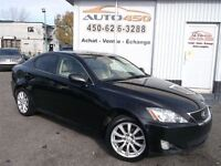 2008 Lexus IS 250 ***TRACTION INTEGRALE, AWD***