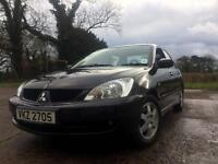 Lancer 2008 1.6 Bargain low miles With MOT