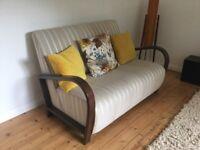 Laura Ashley Darwin retro style sofa