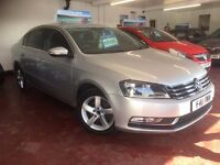 Volkswagen Passat 1.6 TDI BlueMotion Tech S 4dr (start/stop),LOW MILAGE