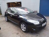 Renault MEGANE 1.5 DCI Dynamique,5 dr hatchback,1 previous owner,2 keys,clean tidy car,£30 a yr tax