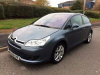 Citroen C4 2.0 HDi 16v VTS, FULL SERVICE HISTORY, Cambelt and Clutch changed, Drives very very well