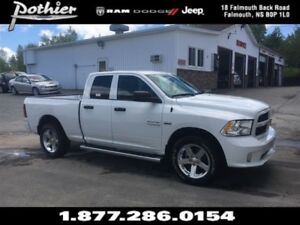 2017 Ram 1500 Express | CLOTH | KEYLESS | HEATED MIRRORS |