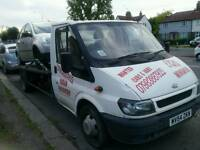 FORD TRANSIT MK6 2.4 DIESEL RECOVERY TRUCK