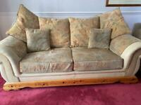 3 seater & 2 seater couch for sale