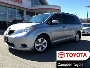 2015 Toyota Sienna LE 8 PASS PWR SLIDING DOORS HEATED CLOTH