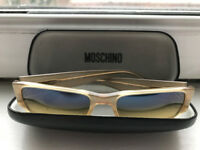Womens designer sunglasses (Moschino, Ralph Lauren, Hackett)