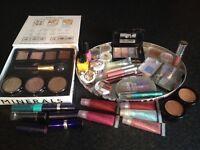 Assortment of make up