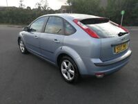 FORD FOCUS 1.6 AUTOMATIC IN TOP CONDITION. LONG MOT. FULL SERVICE HISTORY. PREVIOUS MOTs AVAILABLE