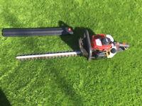 Petrol Hedge cutter