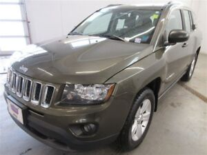 2015 Jeep Compass SPORT! 4X4! ALLOY WHEELS! ONLY 62K! SAVE!