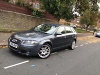 Audi A3 sline sportback dsg cheap bargain quick sale
