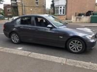 BMW 318i SE AUTO 2007 auto with 10 month MOT GREY COLOUR CLEAN CAR IN AND OUT