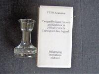 DARTINGTON GLASS VARIOUS ITEMS