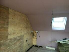 Dry Lining and Plastering