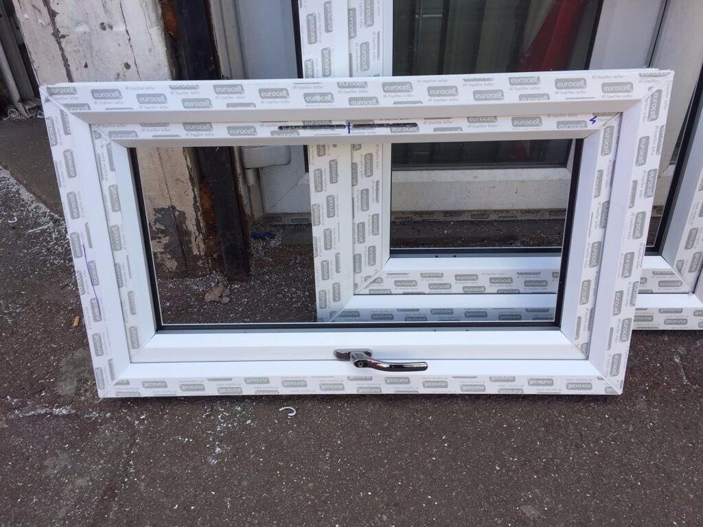 Double glazed white upvc window frame glass handle for Upvc double glazing