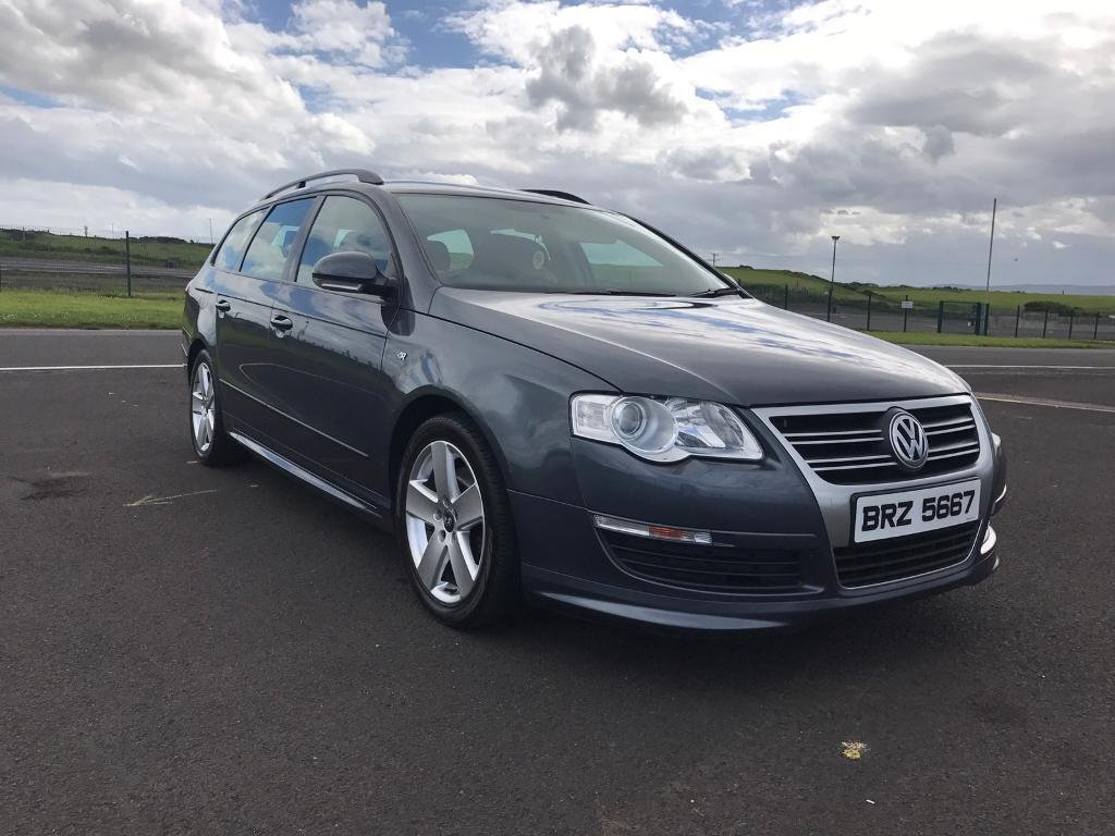 2010 vw passat r line estate 140bhp 6 speed full mot in carrickfergus county antrim gumtree. Black Bedroom Furniture Sets. Home Design Ideas