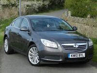SUPERB (2010) VAUXHALL INSIGNIA EXCLUSIV 2.0 CDTI + SERVICE HISTORY + EXCELLENT MPG + LONG MOT