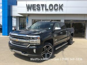 2017 Chevrolet Silverado 1500 High Country High Country Package
