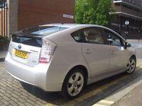 TOYOTA PRIUS T SPIRIT HYBRID ELECTRIC NEW SHAPE UK CAR **** PCO UBER READY **** 5 DOOR HATCHBACK
