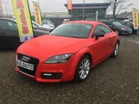Audi TT 2.0 TFSI 3dr / S Line / Finance Available / Year MOT !